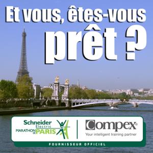 Marathon de Paris 2014