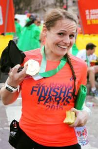 MONIER-EMELINE-Marathon 2015
